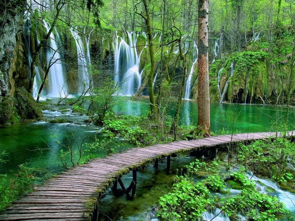 opis_NP_Plitvička_jezera_Gornja jezera_Pevalekovi slapovi
