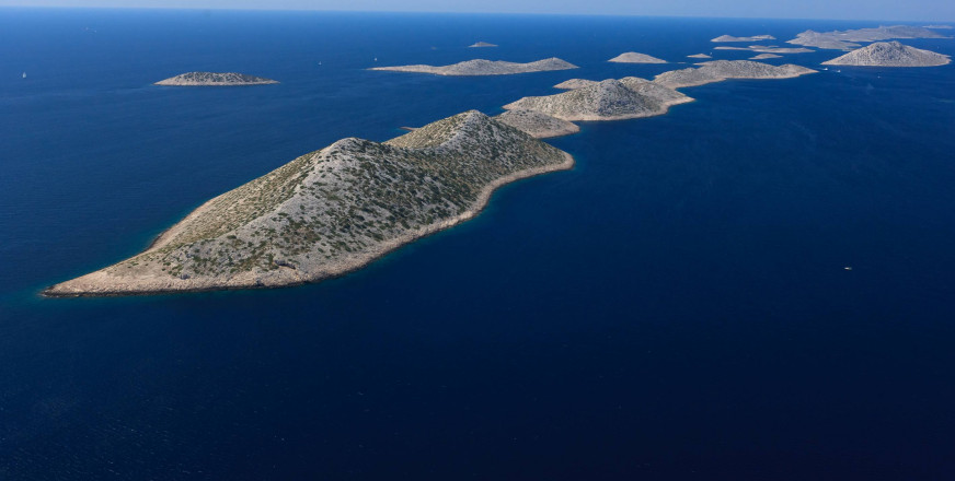 National Park Kornati Islands