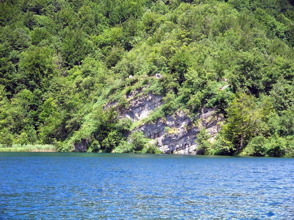 program_NP_Plitvička_jezera_kartolog_Slojevi trijaskih dolomita-Gornja jezera