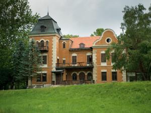 Novi dvorac Tikveš u Kompleksu dvorca Tikveš
