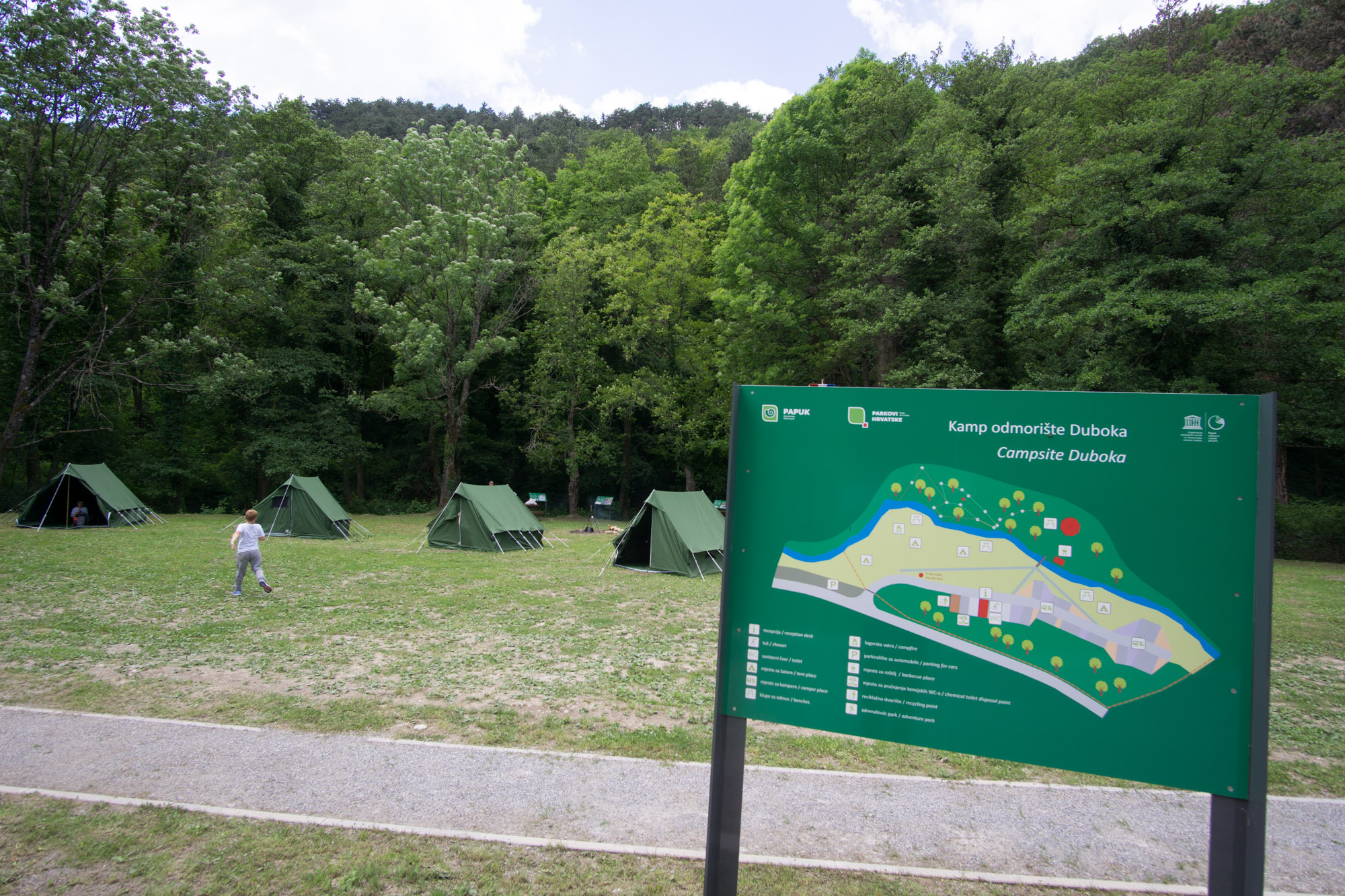 Eco Camping Site Duboka